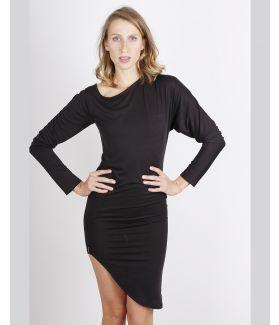 kaseee Kleid asymmetrisch und kurz